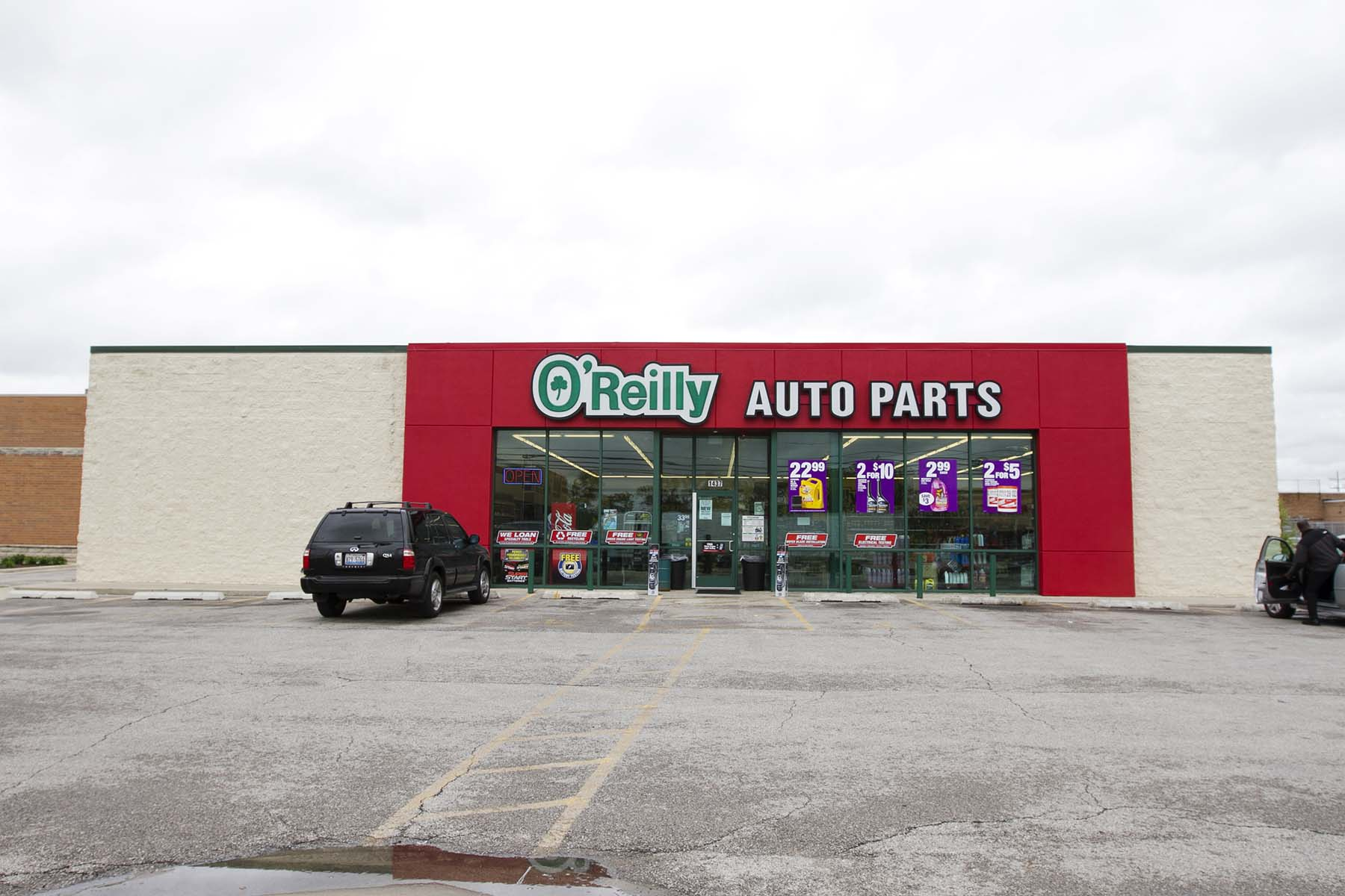 OReilly Autoparts