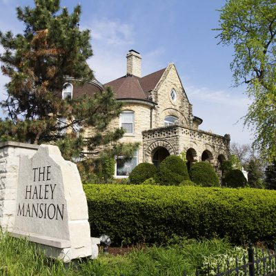 Haley Mansion 1